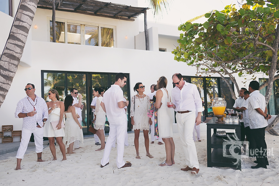 Wedding Casa Malca Tulum